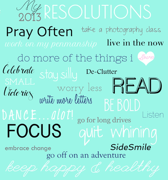 How to Set New Years Resolutions