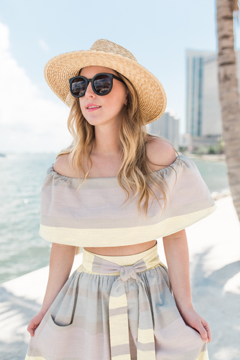 SideSmile Style Miami Fashion Blog