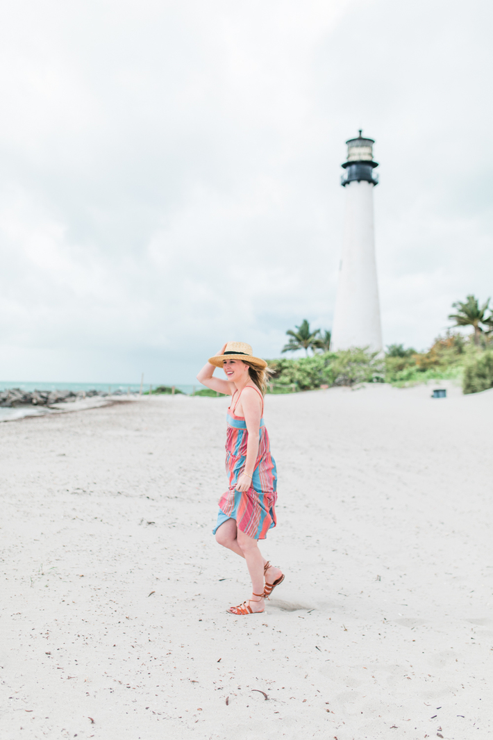Miami Blogger Outfit Inspiration Key Biscayne