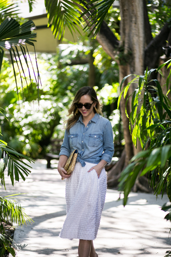 SideSmile Style Miami Fashion Blogger Outfit Inspiration