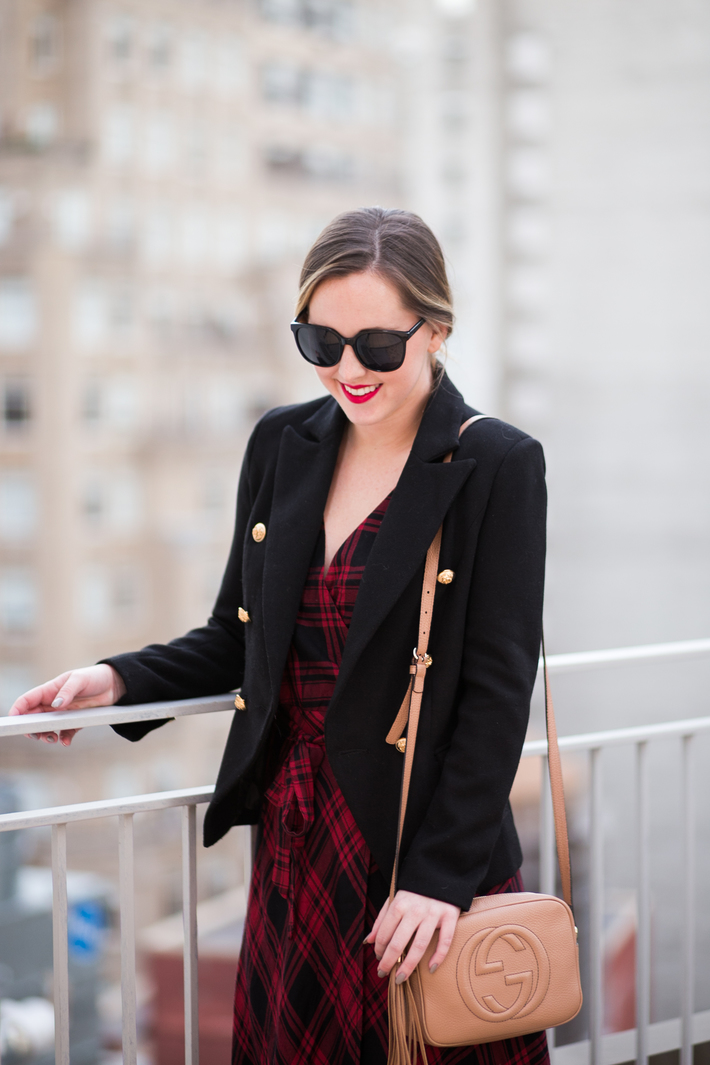 sidesmile-style-sanctuary-plaid-wrap-dress