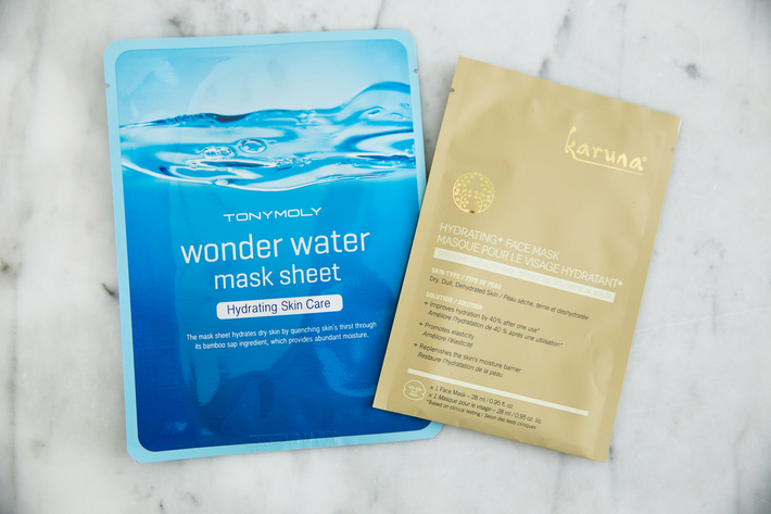 SIDESMILE STYLE HYDRATING SHEET MASK REVIEW