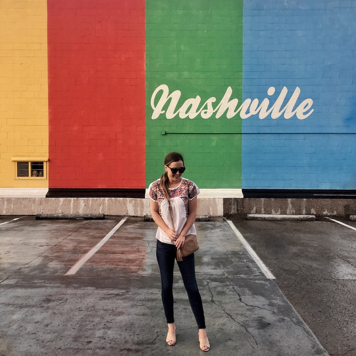 A Weekend Guide To Nashville » SideSmile Style