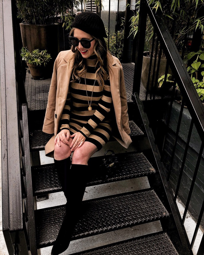 Chic French Beret Style